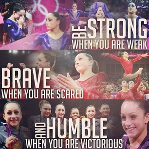 @fiercefivephotos    Be strong when you are weak, brave when you are scared, and humble when you are victorious (: