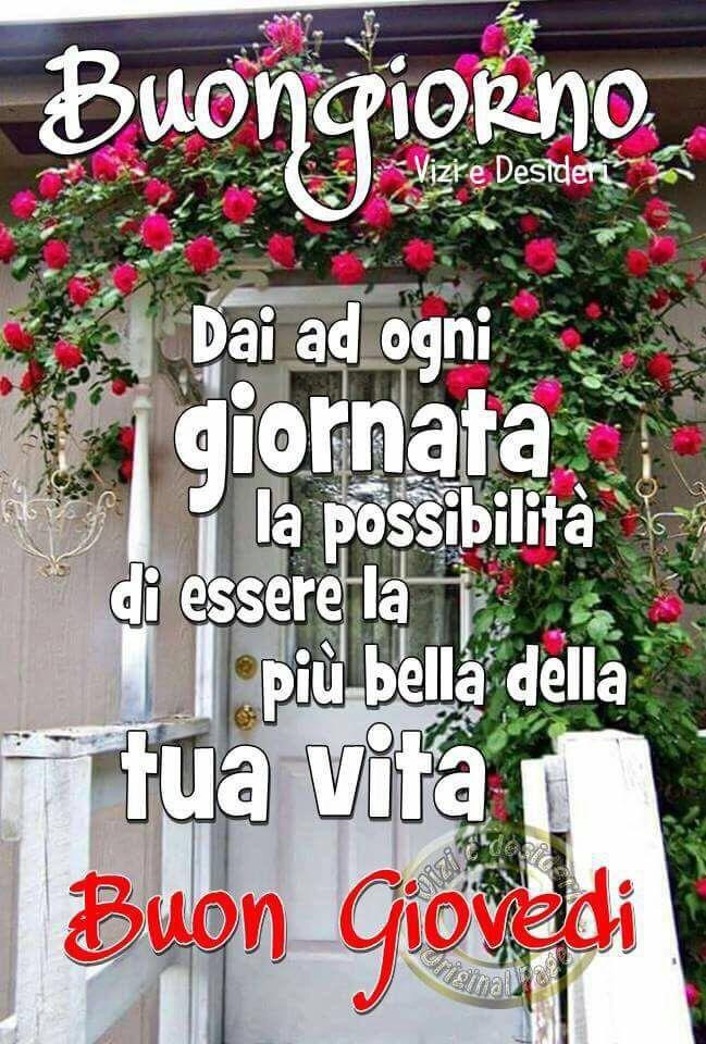 27 migliori immagini buongiorno buon gioved su pinterest - La rosa racconta la vita dei divi ...