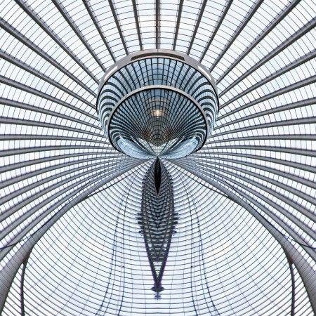 Calatravanism - Little Planet by Arnd Gottschalk