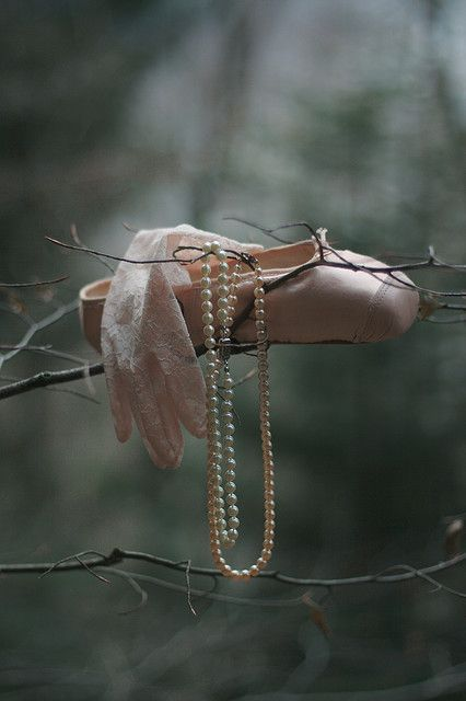 ballet and pearls