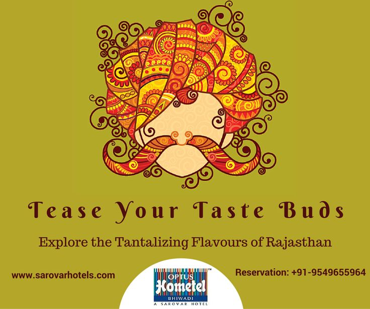 Explore the mouthwatering flavours of #Rajasthan at #Flavours, Optus Hometel Bhiwadi from 15th July-24th July. Please Call us for Reservation: +91-9549655964 #FoodFestival #RajasthaniFoodFestival #Foodies #Bhiwadi