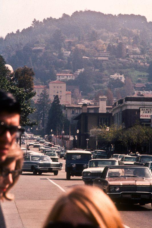 California, 1968