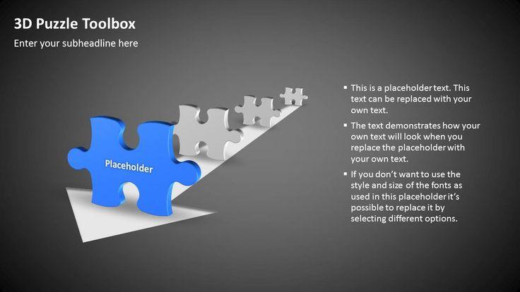 #Free #slide - 3D Puzzle