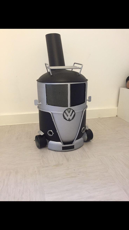 VW woodburner