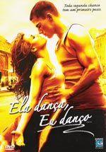 Compre agora DVD filme Ela dança eu danço. http://www.pluhma.com/loja/videos.dvd