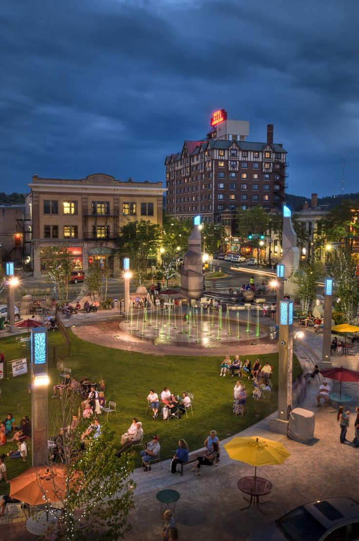 Rapid City, South Dakota is the ideal touring destination where every day has big potential. #grouptravel #travel #itinerary