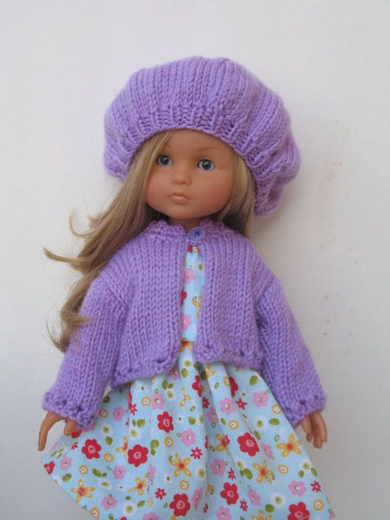 Corolle Les Cheries Doll Cardigan and Hat Clothes ...