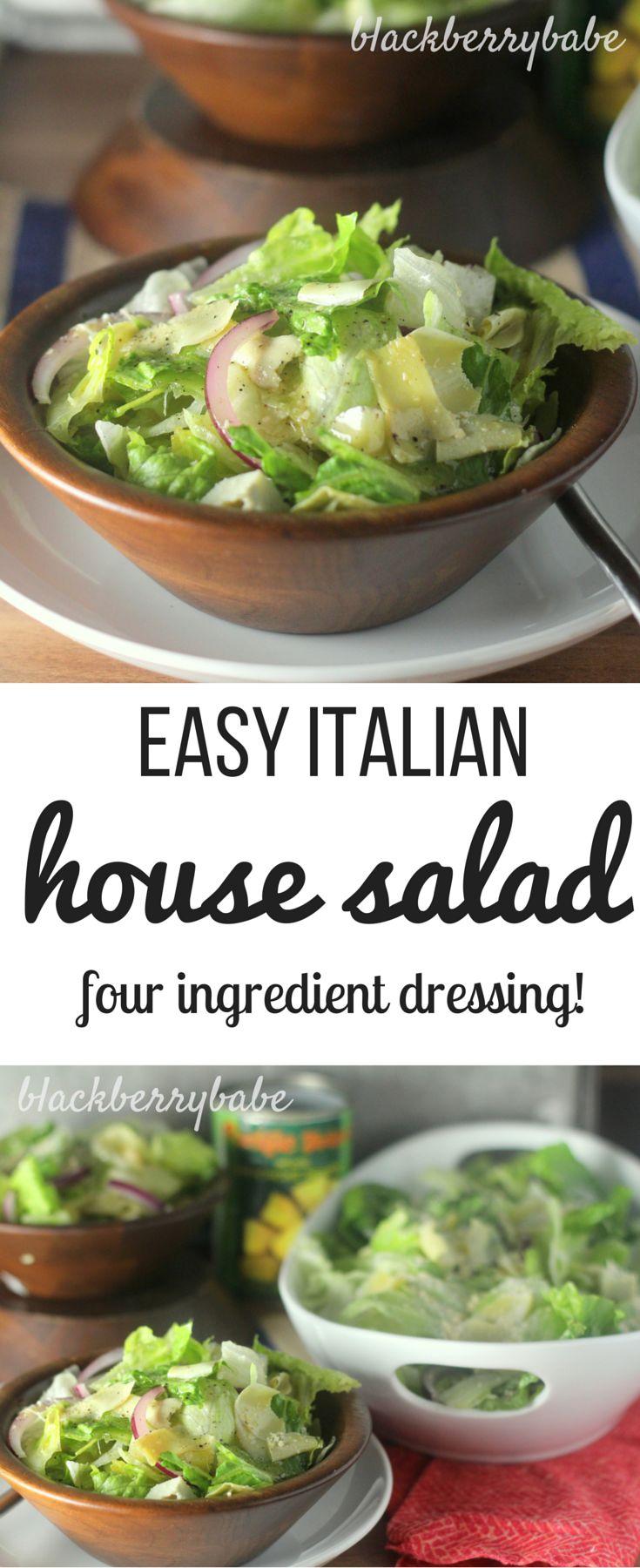 Madison S Cafe Salad Dressing Recipe