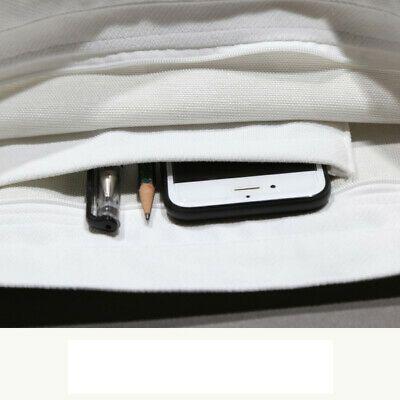 Good Omens Harajuku Handbag Tote Bag Canvas Anime Zipper Many Options 35cm #fash…