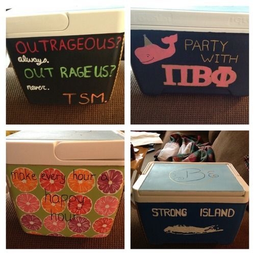 Make every hour a happy hour - cooler ideas