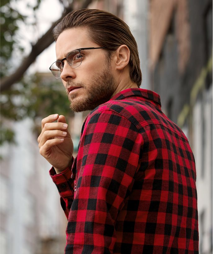 "fuck-yeah-jared-leto: ""Photo shoot for The Maverick Collection by Carrera, 2016 """