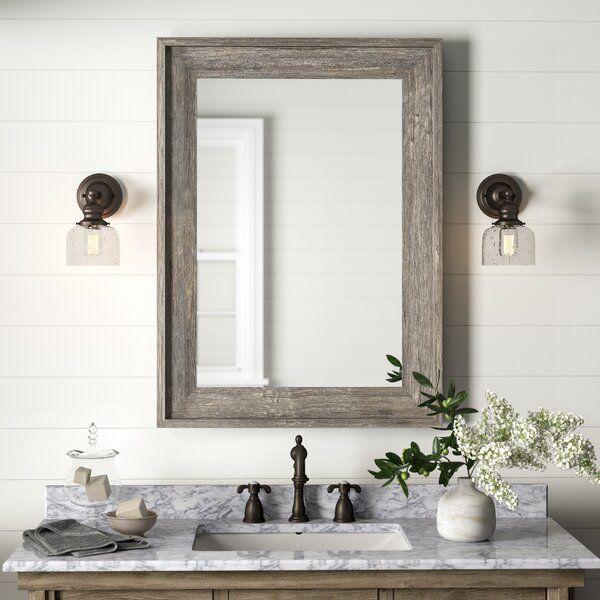 37++ Bathroom vanity mirror farmhouse diy