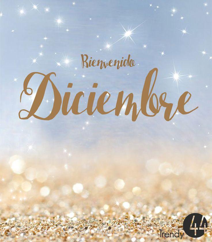Bienvenido Diciembre Welcome December Trendy44 blog, blogger mes trendy