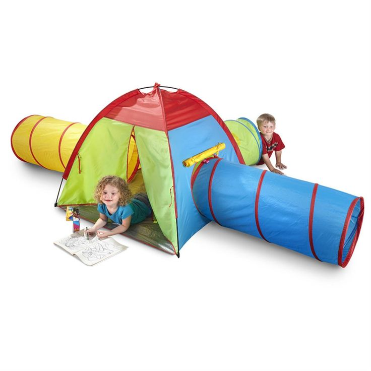 GigaTent Action Play Tent and Tunnel  sc 1 st  Pinterest & Best 25+ Play tent and tunnel ideas on Pinterest | Outdoor play ...