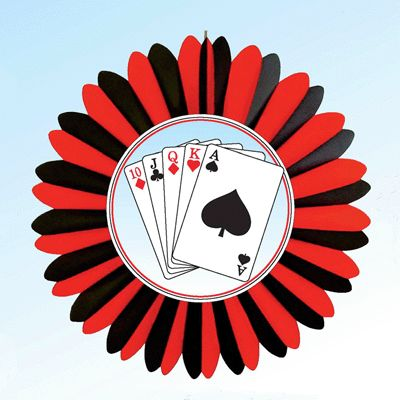 Casino versiering kopen en bestellen. Winkel met f