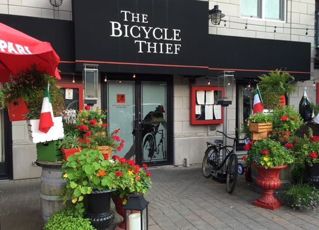 The Bicycle Thief Halifax
