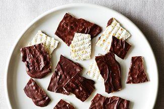 Chocolate-Covered Matzo Recipe on Food52 recipe on Food52