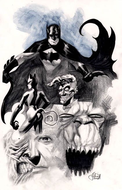 Batman and his RoguesSuperhero Villans, Batman 3, Jokers, Catwoman, Nananananananana Batman, Superheros Villans
