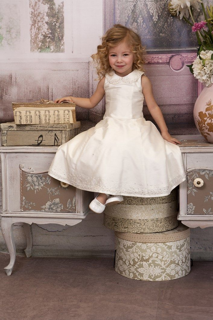 Christening Dress  Christening Gown Baptism Dress  Sty.No G 1003-1 www.babyhautecouture.com