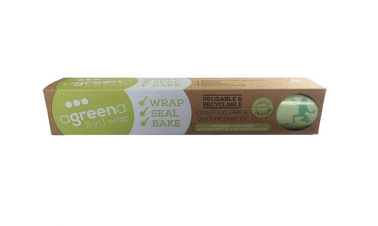 Agreena 3in1 Silicone Wraps (4 Pack)