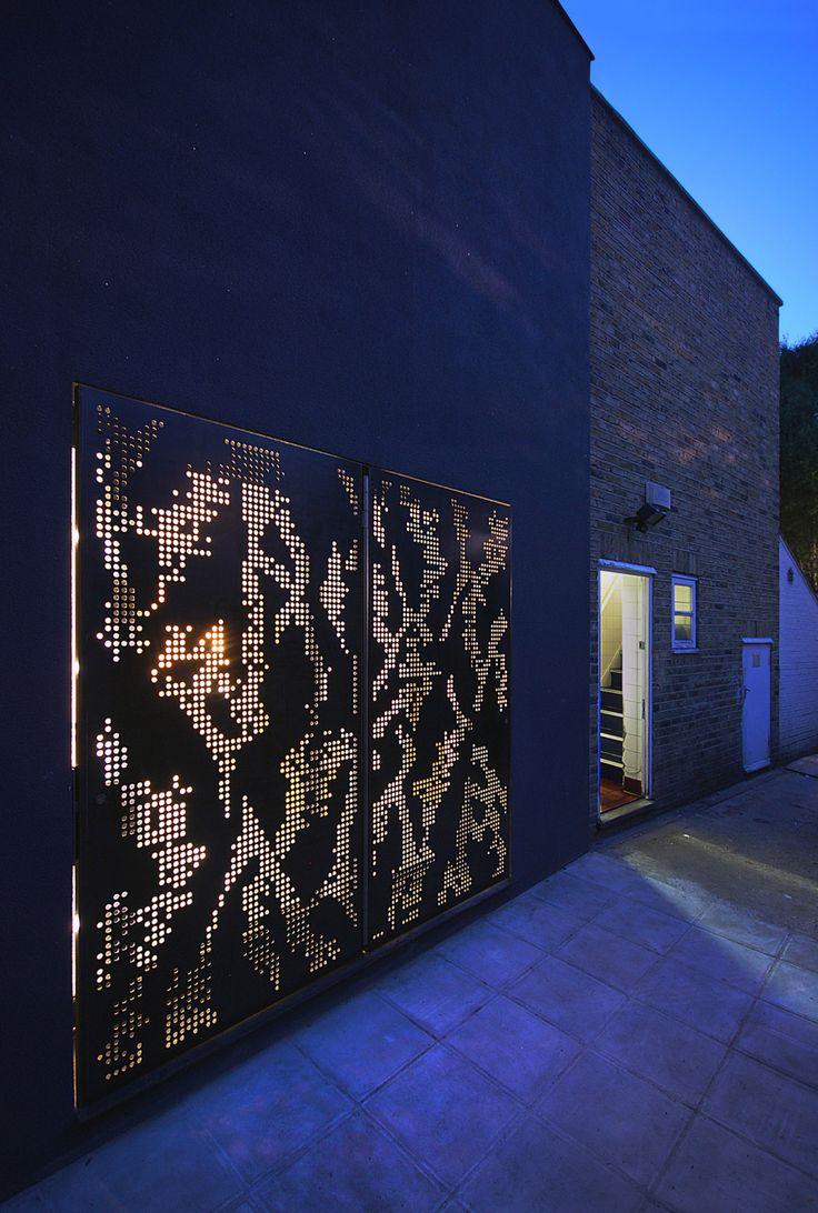 Hidden House. Location: London, GB; firm: Teatum+Teatum