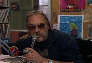 Howard Hesseman as Dr. Johnny Fever