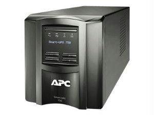 Apc By Schneider Electric Apc Smart-ups,500 Watts -750 Va,input 120v -output 120v, Interface Port
