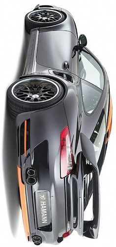 Hamann Porsche 911 / 997 GT2 by Levon