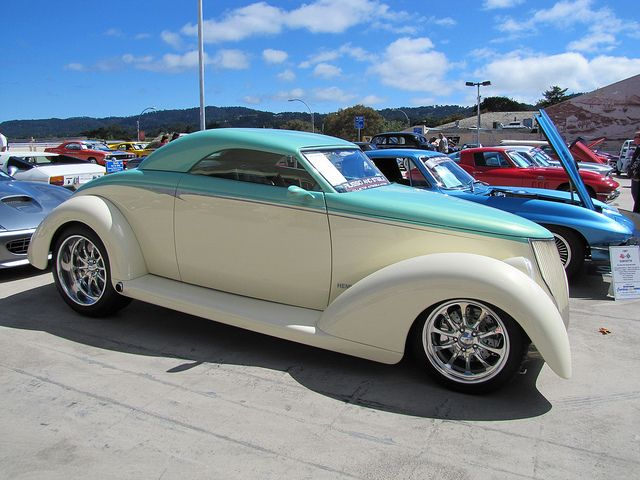 1936 Ford Street Rod...brought to you by #HouseofInsurance in #EugeneOregon