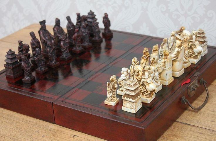 how to make chinese chess