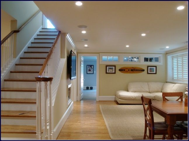 25 best small basements ideas on pinterest small - Basement ideas for small spaces pict ...