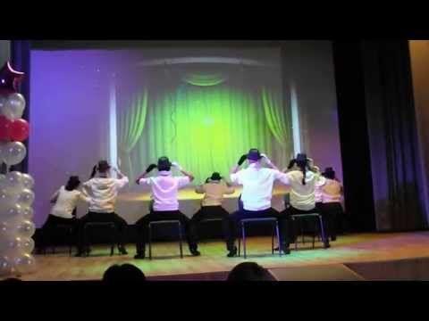 Танец со шляпами - YouTube
