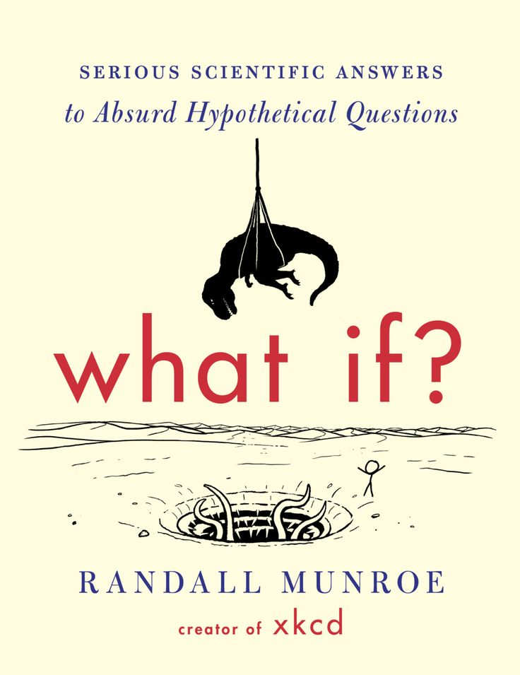 Dropping Science: 'XKCD' Cartoonist Randall Munroe on His New Book 'What If?'