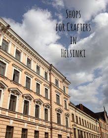 One Little Ragdoll: Shops for Crafters in Helsinki