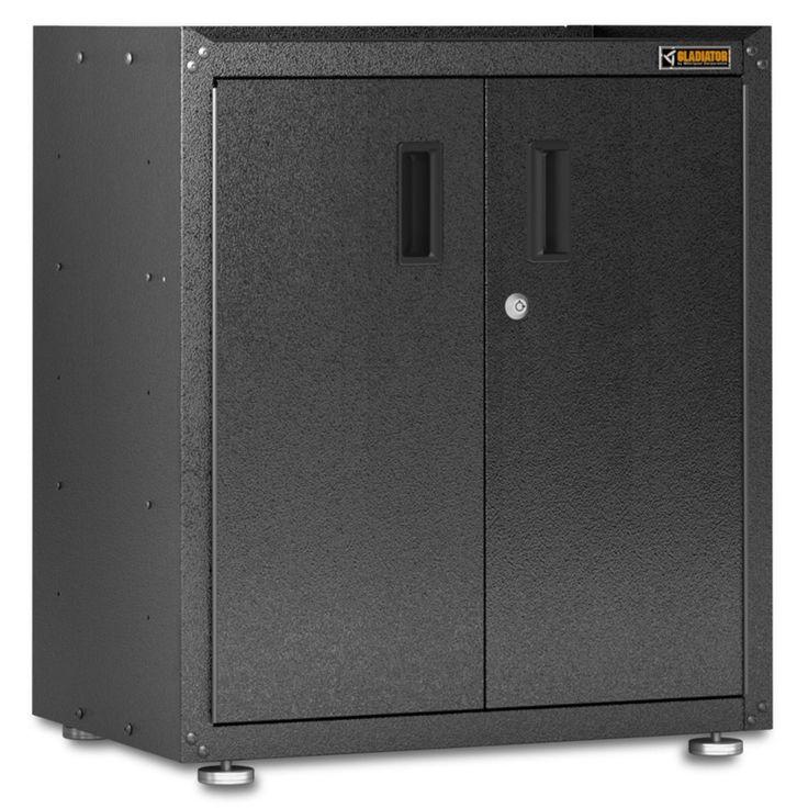 Gladiator Full-Door Storage Wall GearBox - GAWG28FDESG