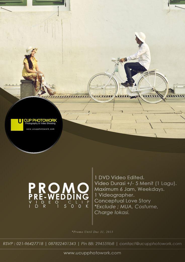 #video #cinematic #sinetron #film #klip #clip #lagu #slideshow #show #couplelove #love #heart  #promo #prewedding #wedding #murah #jakarta #depok #bekasi #pranikah #prewed #prawed #fotografer #professional #photographer #freelance #kameraman  contact : phone : 021-96427718 phone / sms / wa : 0878 2240 1343 bbm : 294559b8 email: contact@ucupphotowork.com http://www.ucupphotowork.com