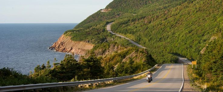 The 185-mile Cabot Trail takes you along the coast of Cape Breton, offering unrivaled views and experiences.