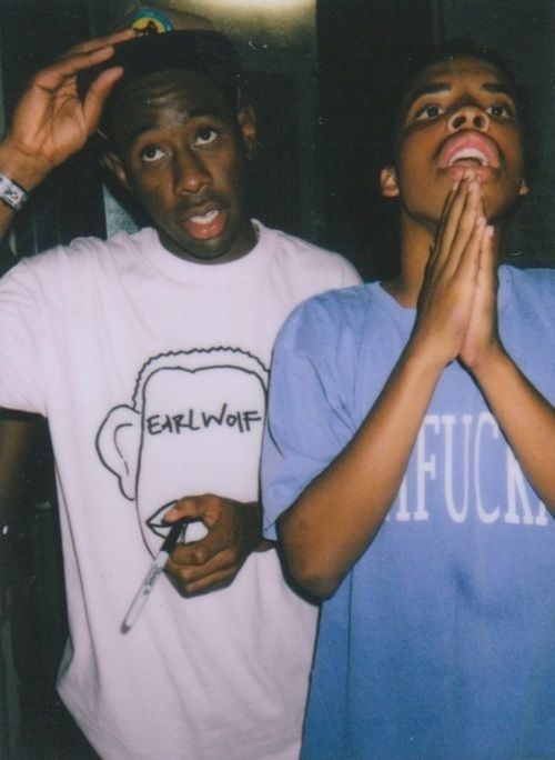Wolf Haley & Earl Sweatshirt