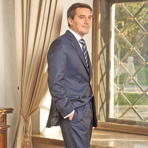 Alteța Sa Regală Principele Nicolae al României, nepotul MS Regele Mihai, la Palatul Elisabeta din București