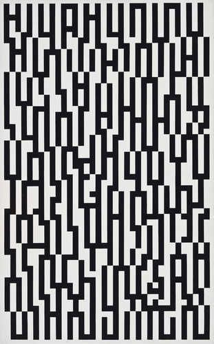 Black white geometric pattern black white prints black white prints art