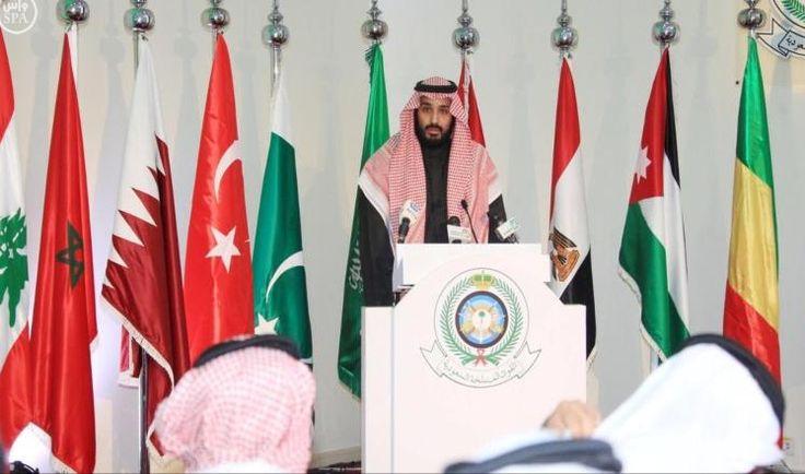 """KIBLAT.NET, Riyadh – Koalisi Militer Islam yang diumumkan Putra Mahkota sekaligus Menteri Pertahanan Saudi Muhammad bin Salman beberapa waktu lalu mengagendakan pertemuan bulan depan di Riyadh, ibukota Arab Saudi. Ini merupakan pertemuan pertama koalisi yang menggabungkan 34 negara Muslim itu. """"Kerjaan akan menjadi tuan rumah pertempuran Koalisi Militer Islam melawan terorisme bulan Maret mendatang,"""" kata …"""