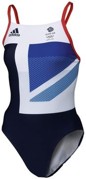 Adidas Team GB Replica Swimsuit - GO TEAM GB!