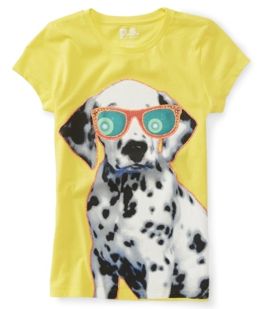 Kids Dapper Dalmatian Graphic Tee: Get a coupon code first: http://www.bluekangaroo.com/offer/view/a-ropostale/aropostale-25-off-any-orde/4037743