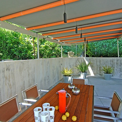 Mid Century Modern Patio Design Ideas, Pictures, Remodel, And Decor