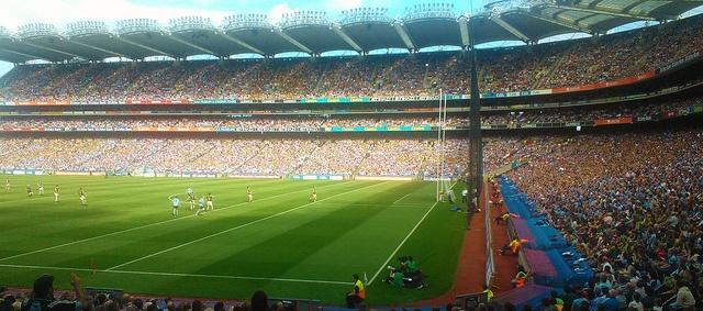 Why Gaelic football is better than regular football