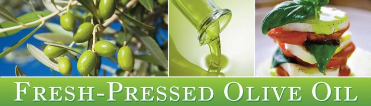 Fresh Pressed Olive Oil.  The best ever.  Check it out at www.freshpressedoliveoil.com.  I joined and can testify this is a terrific idea. You are not locked in to anything.  Give it a try.