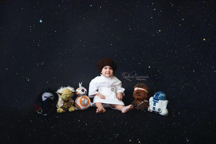 Star Wars idea 1st Birthday shoot | Chicago & Indiana Photographer » Chicago Photographer Couture Casanova