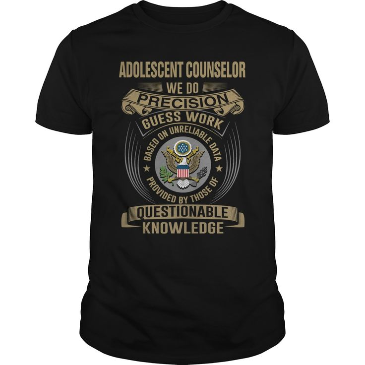 (Tshirt Top Order) ADOLESCENT COUNSELOR WEDO T4 Coupon 20% Hoodies Tee Shirts
