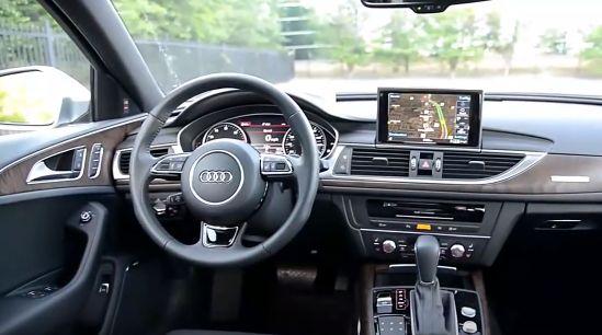 2017 Audi A6 Interior