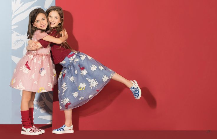 simonetta fall winter 2016/17 GIRL FROM 4Y TO 16Y